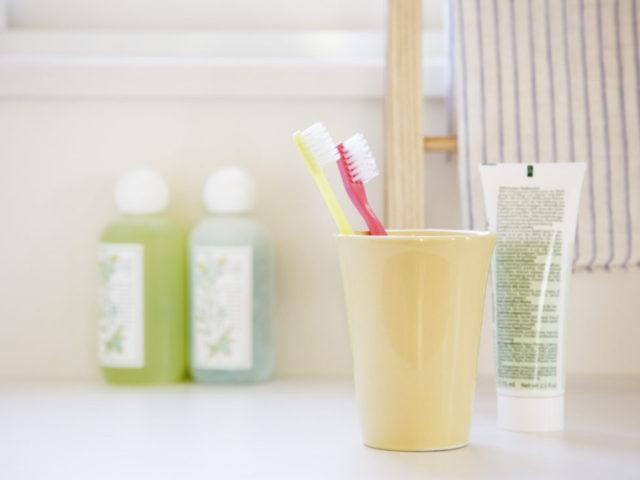 オーラルケア商品だけで歯周病は改善しますか