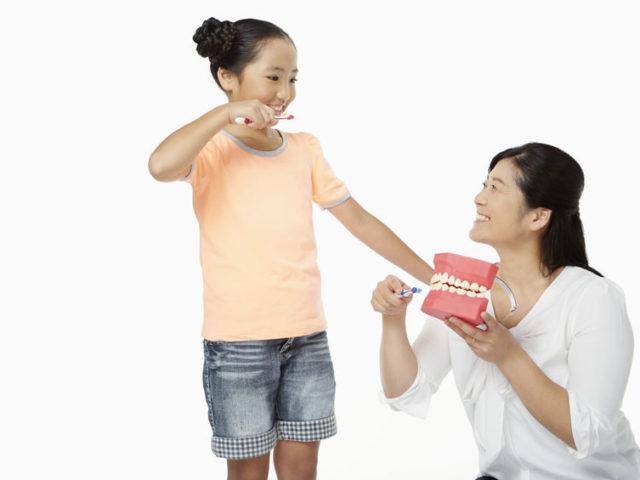 お子様のお口の健康で大切なこと