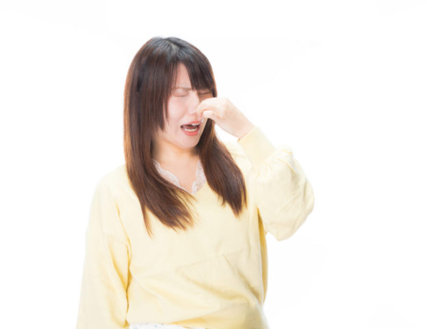 口臭の6大原因