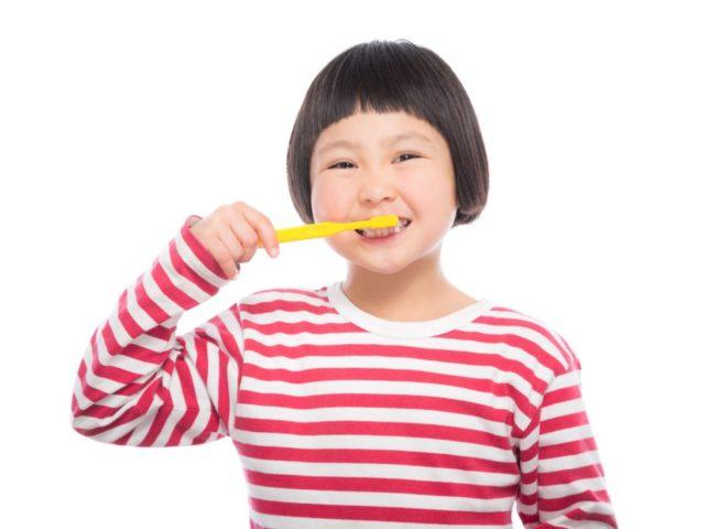子供の歯ブラシはいつからするのか?